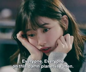 drama, kdrama, and suzy image