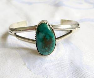etsy, navajo bracelet, and vintagevoguetreasure image