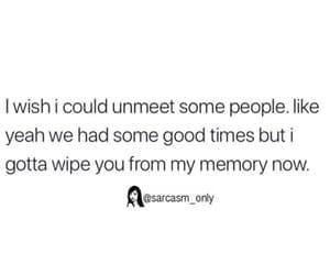fake, memory, and fake friends image