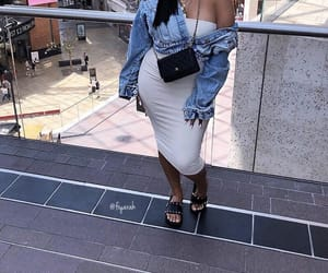 fashion style, mode moda lové, and outfit clothes image