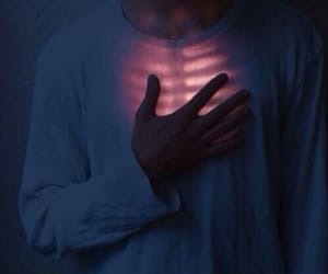 heart, boy, and grunge image