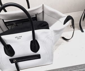 accessories, white, and bag image