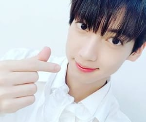 kpop, boyfriend, and jo youngmin image
