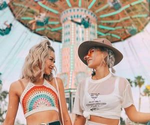 fashion, festival, and coachella image