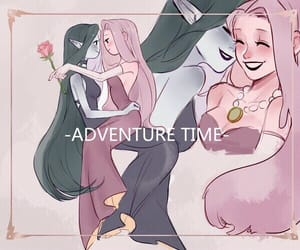 cuties, marceline, and adventure time image