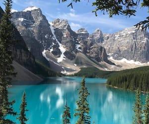 canada, lake, and sea image