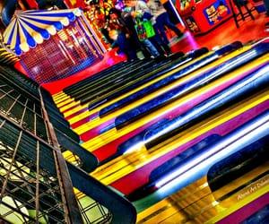 boardwalk, retro, and arcade game image