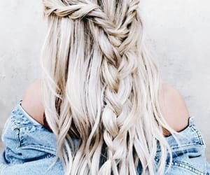 hairstyle and braid image
