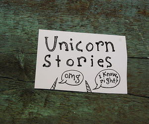 unicorn and stories image