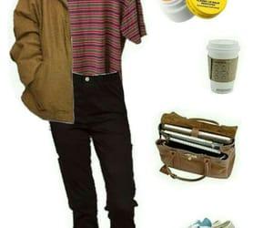 brown, cofee, and jacket image