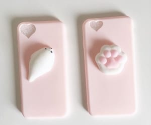 pastel, pink, and soft image