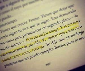 books, frases, and bff image