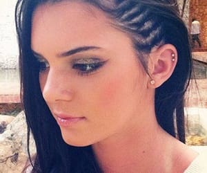 beauty, model, and kendall jenner image