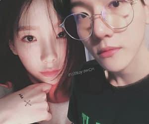 exo, gg, and kpop image