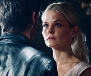 Jennifer Morrison, dark swan, and emma swan image