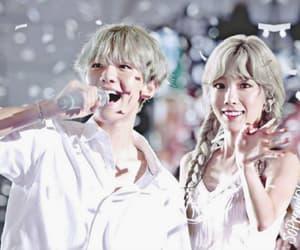 exo, baekyeon, and kpop image