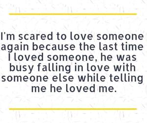 broken, hurt, and relationships image