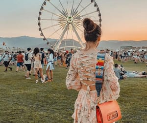 festival and coachella vibes image