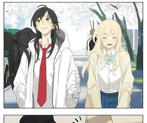 manga, yuri, and tamen de gushi image
