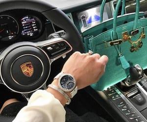 bag, car, and hermes image