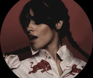 camila cabello, red, and camila image
