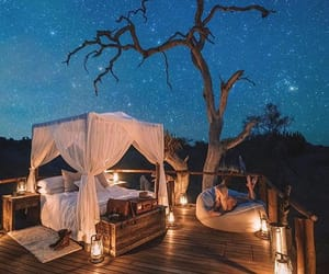 beautiful, Dream, and night image