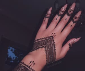 henna and indian image