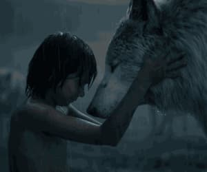 disney, gif, and the jungle book image