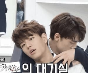 gif, hyunmin, and seungjin image