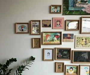 anime, art, and studio ghibli image