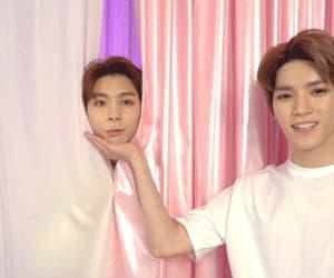 gif, johnny, and taeyong image