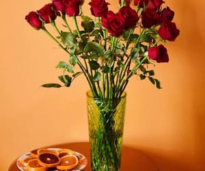 date, flowers, and forever image