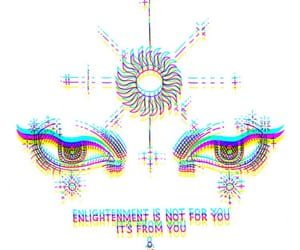 empowerment, enlightenment, and eyes image