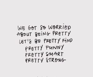 quotes, pretty, and feminist image