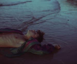 boy, grunge, and sea image