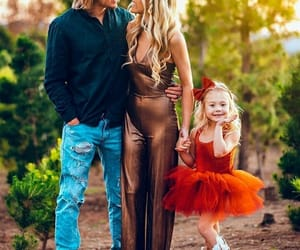 boy, couple, and daughter image