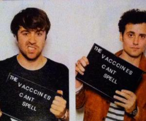 the vaccines and music image