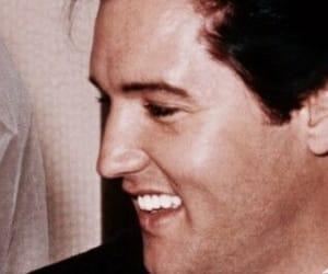 Elvis Presley, priscilla presley, and metadinha image