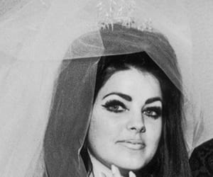 60s, beautiful, and bride image