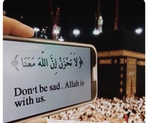 allah, islamic, and sad image