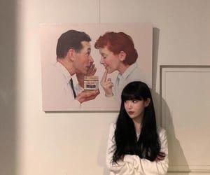 art, asian, and girl image