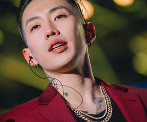 daddy, korean, and rapper image