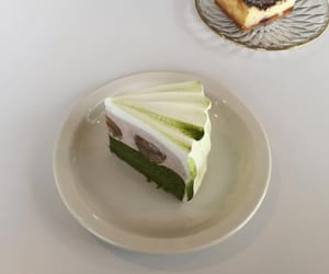 food, cake, and delicious image