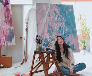 art, artists, and Queen image