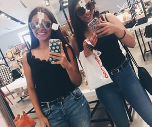 best friends, bff, and f21 image