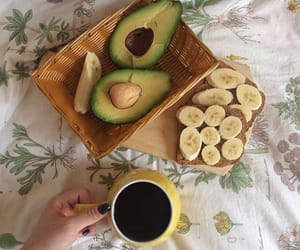 aesthetic, soft, and avocado image