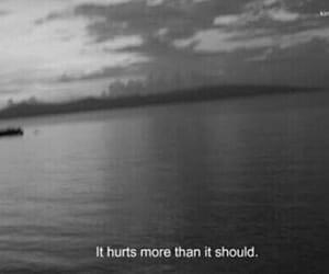hurt, sad, and quotes image