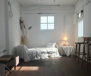 room, bed, and pretty image