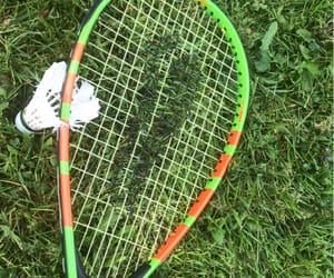 badminton and tennis image