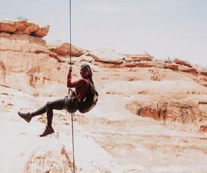 arizona, tumblr, and mountain climbing image